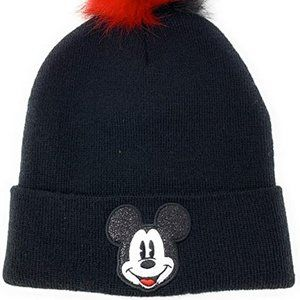 Disney Mickey Mouse Adult Knit Beanie